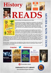 History Reads movies non fiction