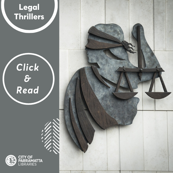 Click and Read Legal Thrillers