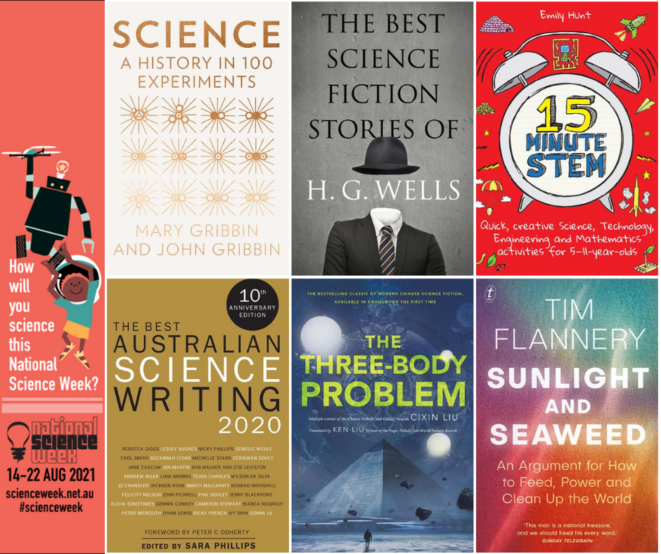 Link to Science related ebooks to borrow